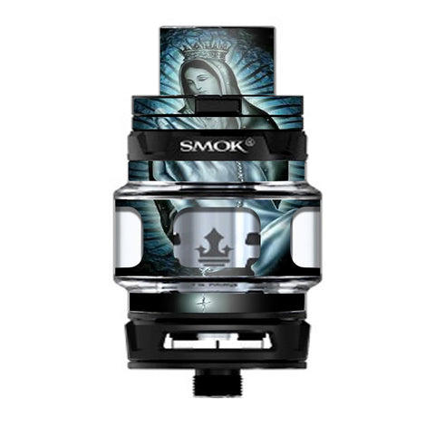 Prayer Praying Hands Mary Prince TFV12 Tank Smok Skin