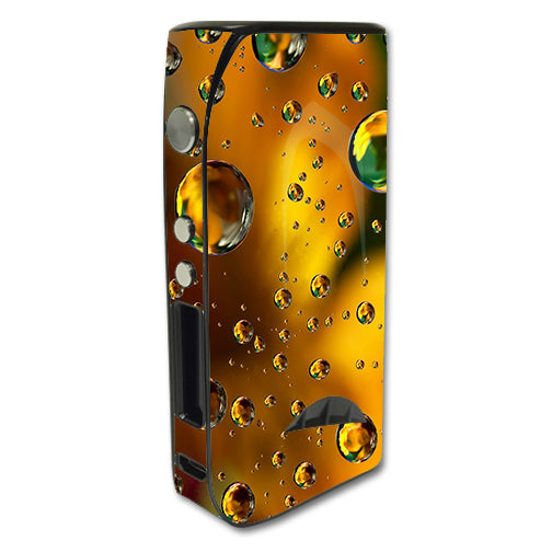 Gold Water Drops Droplets Pioneer4You iPV5 200w Skin