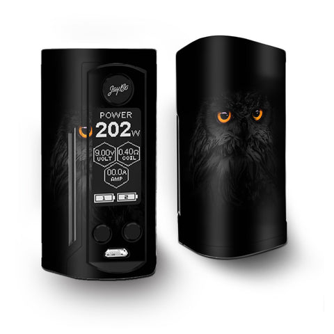 Owl Eyes In The Dark Vaporesso Armour Kit Skin