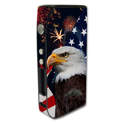Eagle America Flag Independence Pioneer4You iPV5 200w Skin