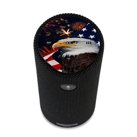 Eagle America Flag Independence Amazon Tap Skin