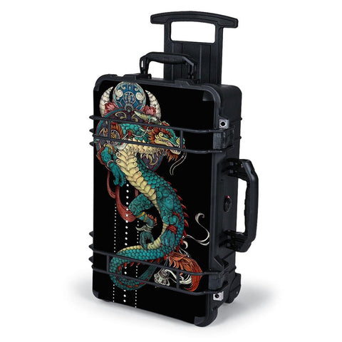 Dragon Japanese Style Tattoo Pelican Case 1510 Skin