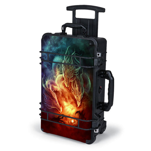 Dragons Fireball Magic Pelican Case 1510 Skin