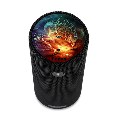 Dragons Fireball Magic Amazon Tap Skin