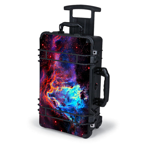 Cosmic Color Galaxy Universe Pelican Case 1510 Skin