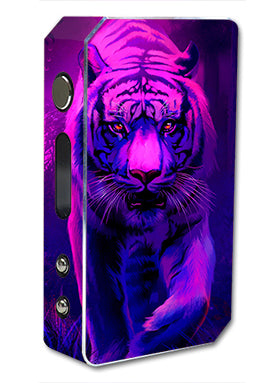 Tiger Prowl Pink Purple Neon Jungle Pioneer4You ipv3 Li 165W Skin