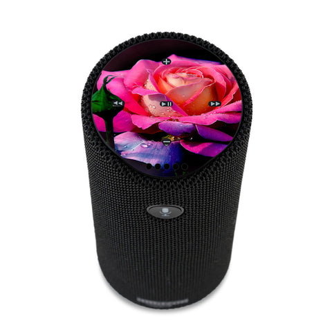 Beautiful Rose Flower Pink Purple Amazon Tap Skin