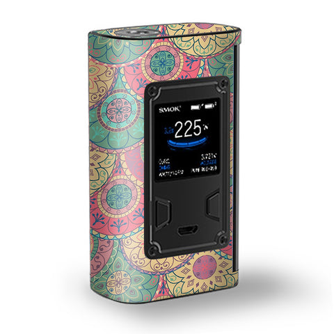 Circle Mandala Design Pattern Majesty Smok Skin