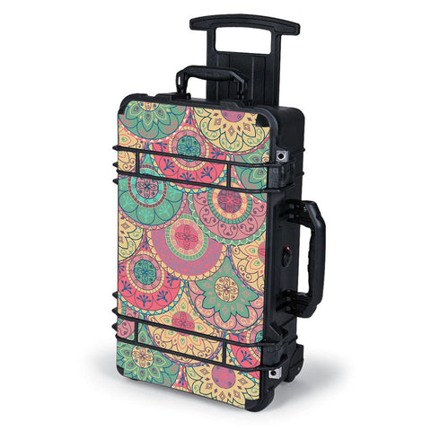Circle Mandala Design Pattern Pelican Case 1510 Skin