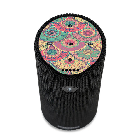 Circle Mandala Design Pattern Amazon Tap Skin