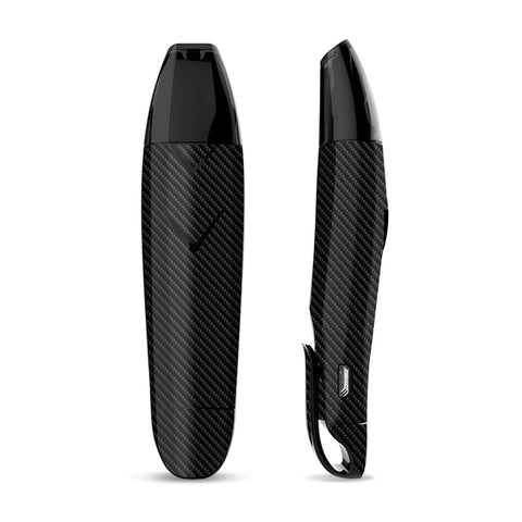 Skin Decal Vinyl Wrap for Suorin Vagon  Vape / Carbon Fiber Carbon Fibre Graphite
