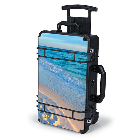 Beach White Sands Blue Water Pelican Case 1510 Skin