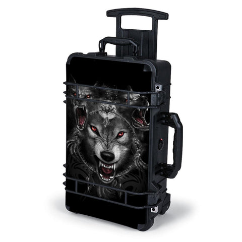 Angry Wolves Pack Howling Pelican Case 1510 Skin
