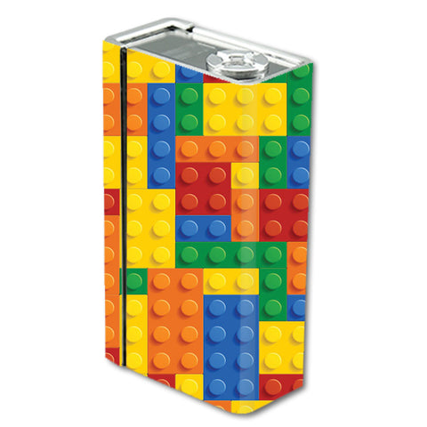Playing Blocks Bricks Colorful Snap Smok Xcube BT50 Skin
