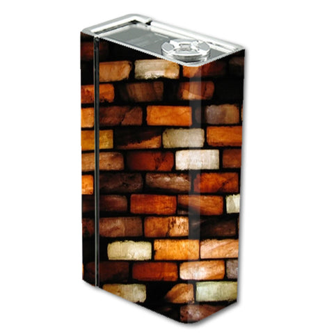 Stained Glass Bricks Brick Wall Smok Xcube BT50 Skin