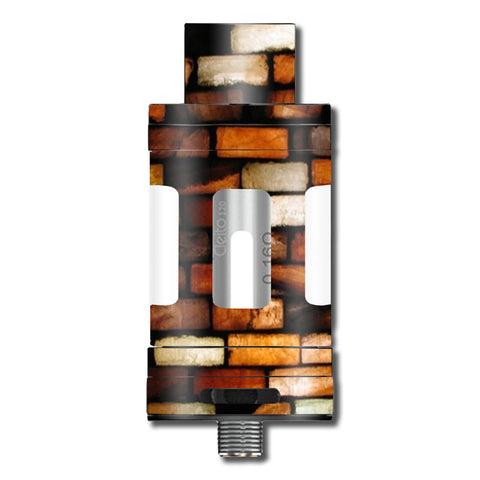 Stained Glass Bricks Brick Wall Aspire Cleito 120 Skin