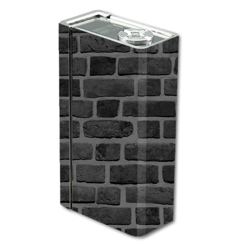 Grey Stone Brick Wall Bricks Blocks Smok Xcube BT50 Skin
