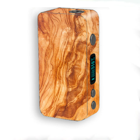 Marble Wood Design Cherry Mahogany Smok Kooper Plus 200w Skin
