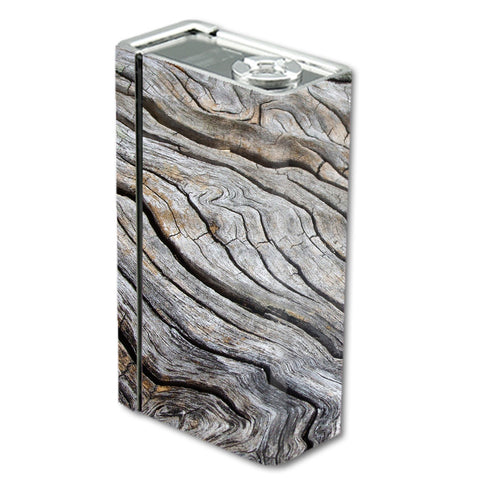 Drift Wood Reclaimed Oak Log Smok Xcube BT50 Skin