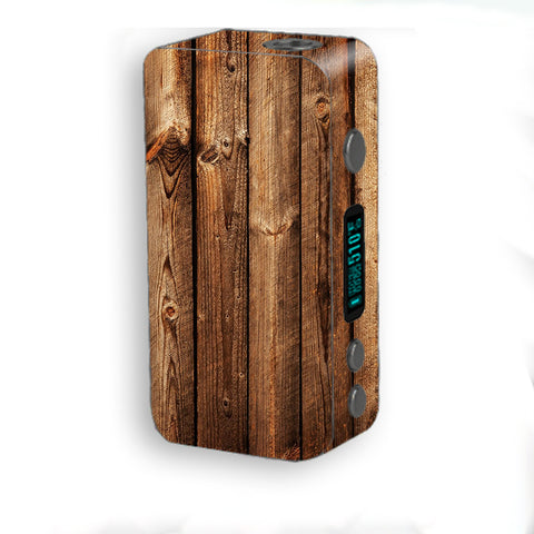 Wood Panels Cherry Oak Smok Kooper Plus 200w Skin