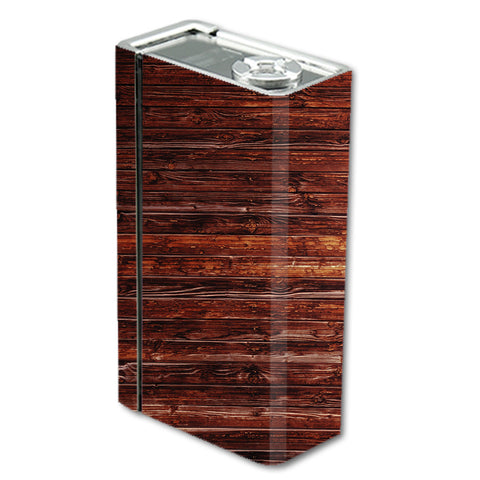 Redwood Design Aged Reclaimed Smok Xcube BT50 Skin