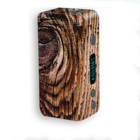 Wood Panel Mahogany Knot Solid Smok Kooper Plus 200w Skin