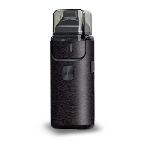 Black Leather Pattern Look Aspire Breeze 2 Skin