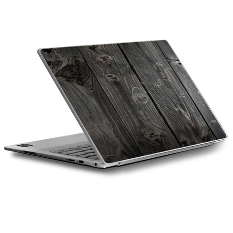 Reclaimed Grey Wood Old Dell XPS 13 9370 9360 9350 Skin