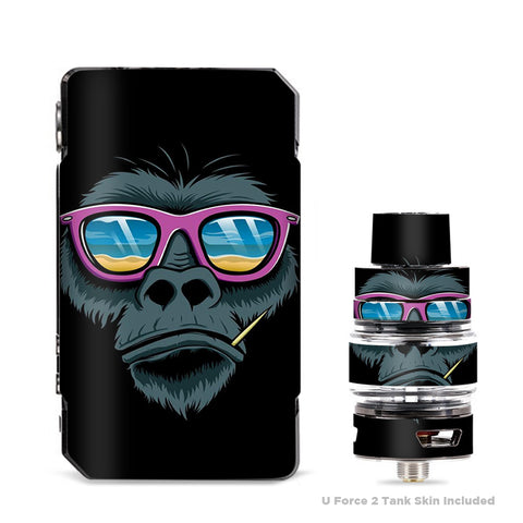 Chimp Toothpick Sunglasses VooPoo Drag Mini Skin