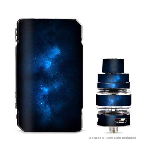 Space Galaxy Star Gazer VooPoo Drag Mini Skin