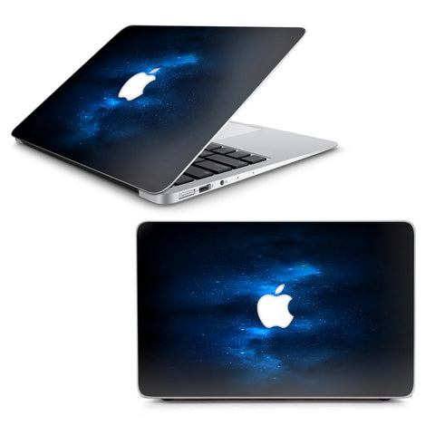 "Space Galaxy Star Gazer Macbook Air 13"" A1369 A1466 Skin"