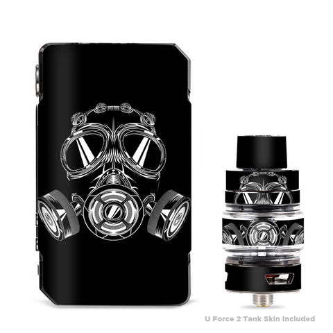 Apocalypse Gas Mask  VooPoo Drag Mini Skin