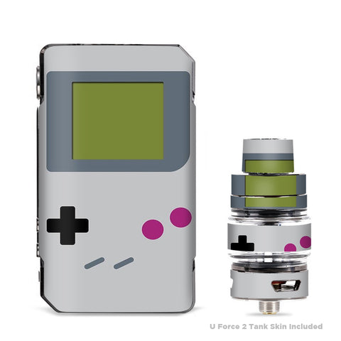 Retro Gamer Handheld VooPoo Drag Mini Skin