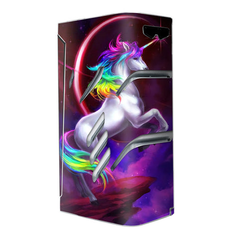 Unicorn Rainbows Space Smok T-Priv Skin