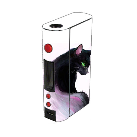 Siamese Cat Green Eyes Kangertech Kbox 200w Skin