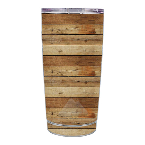 Skin Decal For Ozark Trail 20 Oz Wood Panels Plank Ozark Trail 20oz Tumbler Skin