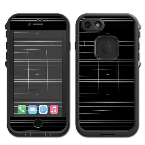 Speed Of Light Lifeproof Fre iPhone 7 or iPhone 8 Skin