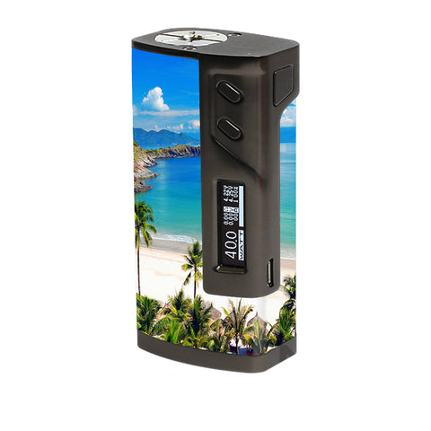 Tropical Paradise Palm Trees Sigelei 213W Skin