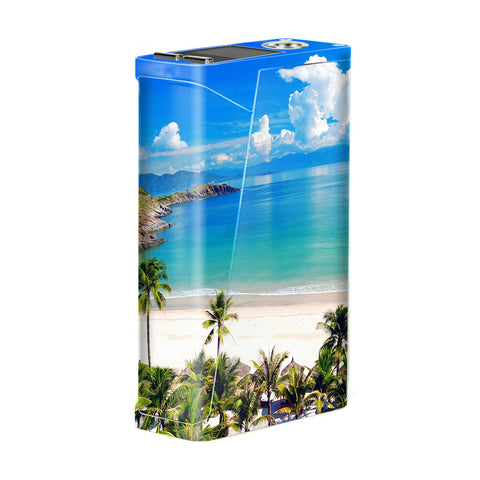Tropical Paradise Palm Trees Smok H-Priv Skin