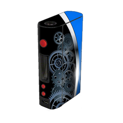 Mechanical Gears Motion Kangertech Kbox 200w Skin