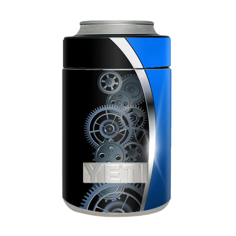 Mechanical Gears Motion Yeti Rambler Colster Skin