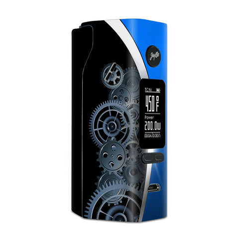Mechanical Gears Motion Wismec Reuleaux RX 2/3 combo kit Skin
