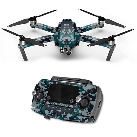 Digital Camo Philadelphia Eagles DJI Mavic Pro Skin