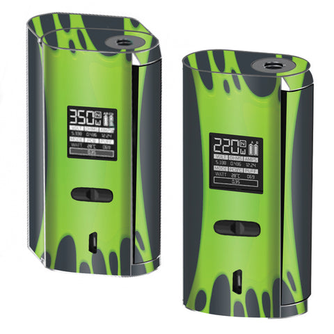 Stretched Slime Green Smok GX2/4 Skin