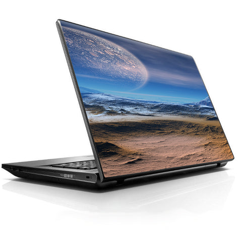 Space Planet Moon Surface Outerspace HP Dell Compaq Mac Asus Acer 13 to 16 inch Skin