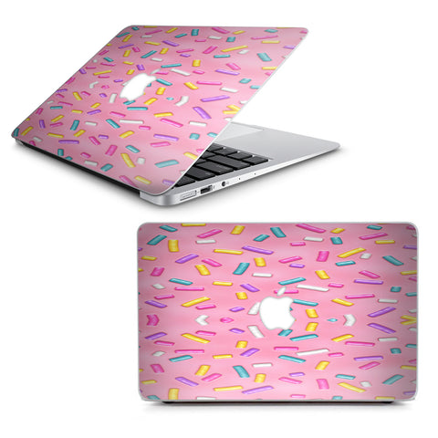 "Sprinkles Cupcakes Ice Cream Macbook Air 11"" A1370 A1465 Skin"