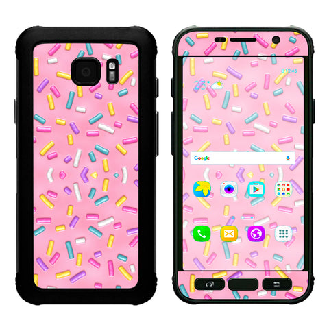Sprinkles Cupcakes Ice Cream Samsung Galaxy S7 Active Skin