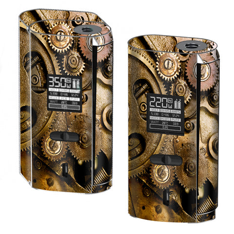 Steampunk Gears Steam Punk Old Smok GX2/4 Skin
