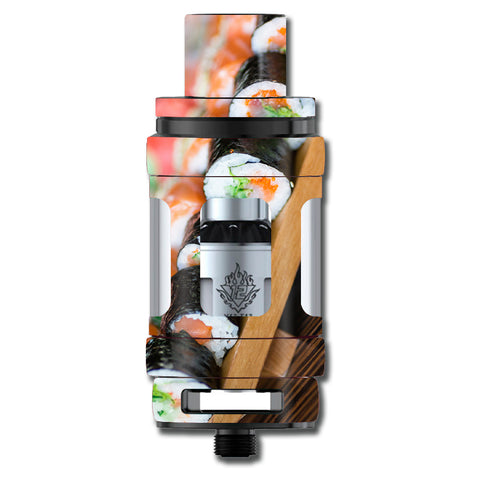 Sushi California Roll Japanese Food  Smok TFV12 Cloud King Beast  Skin