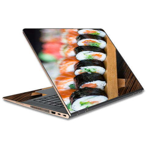 Sushi California Roll Japanese Food  HP Spectre x360 13t Skin